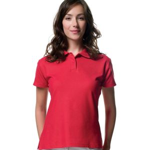 Jerzees Colours Ladies Pique Polo Shirt